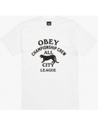 Obey t-shirt all city panther