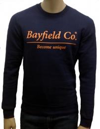 Bayfield co.sweat crewneck estampado