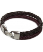 Cabo d'mar indic ocean leather/burgundy