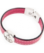 Cabo d'mar new port navy leather pink